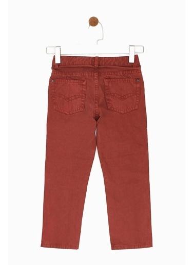 Nebbati Erkek Çocuk Tarçın Pantolon Kiremit